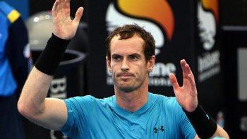 Andy Murray também lamenta o cancelamento de Wimbledon