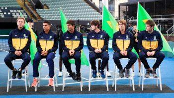 Brasil encara o Líbano pela Copa Davis
