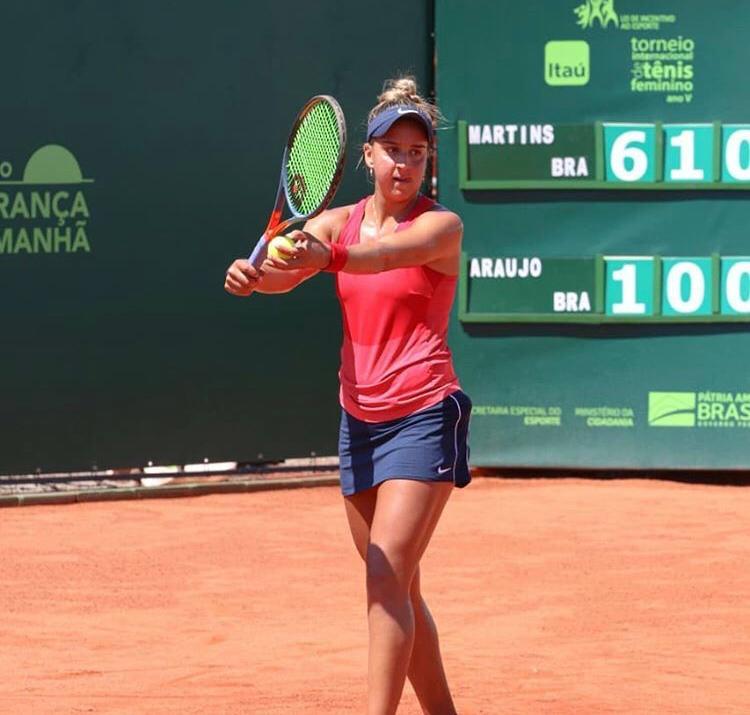 Ingrid Martins vence em Olímpia antes da paralisação