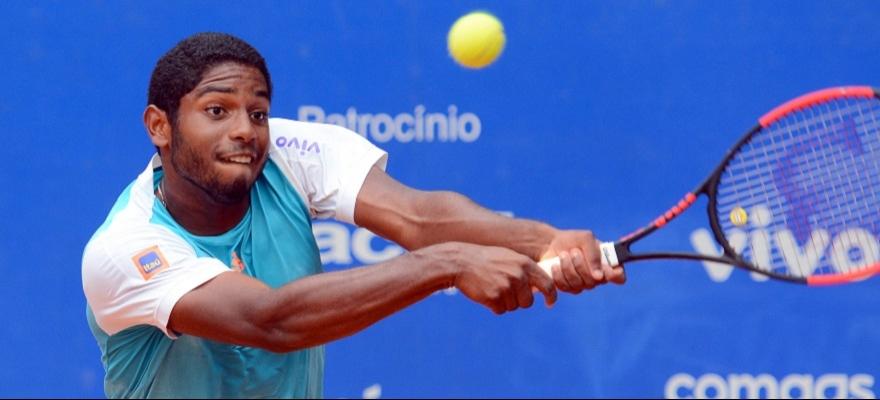 João Lucas Reis vence torneio no México