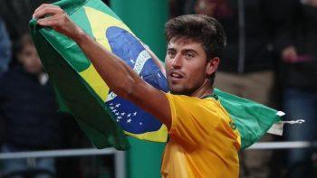 Paralisação do circuito garante 3 brasileiros na Olimpíadas