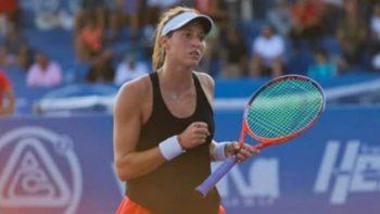 Luisa Stefani retorna no WTA de Lexington