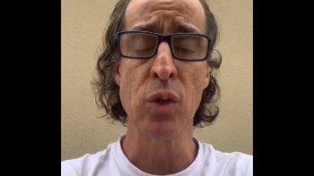 Fino Meligeni comenta sobre o cancelamento de Wimbledon