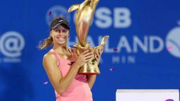 Magda Linette vence WTA de Hua Hin