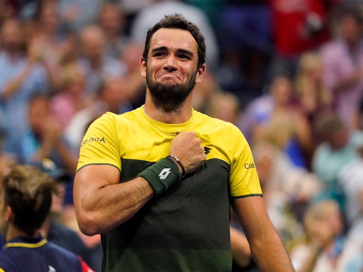 Berretini desisti do Rio Open