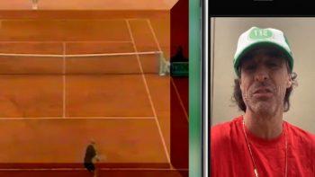 Fernando Meligeni fala sobre seus momentos em Roland Garros