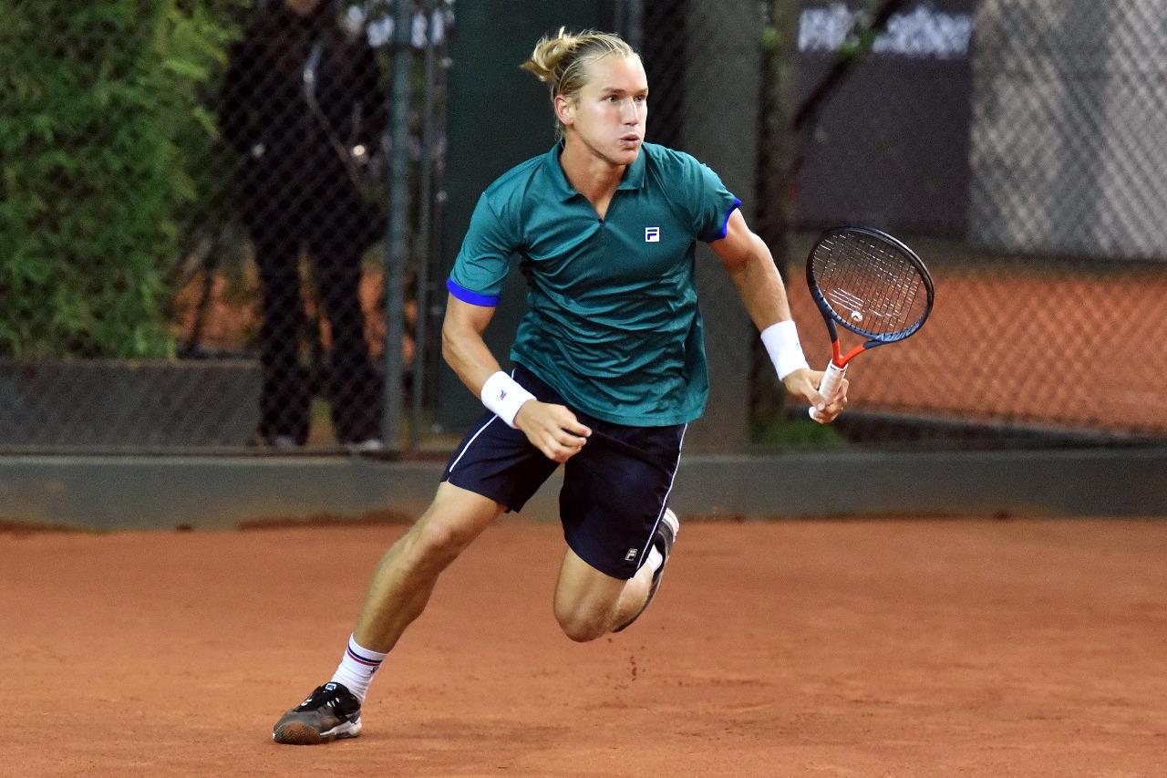 Rafael Matos faz final no ATP 250 de Sérvio