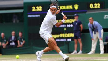 Federer lamenta o cancelamento mas já projeto jogar ano que vem