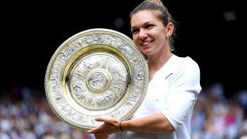 Simona Halep e Angelique Kerber também lamentaram o cancelamento de Wimbledon