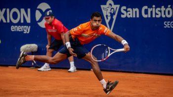 Thiago Monteiro vence Borna Coric