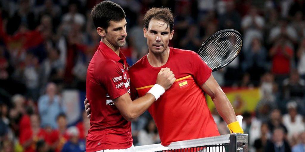 Nadal revela conversa com Djokovic por ajuda