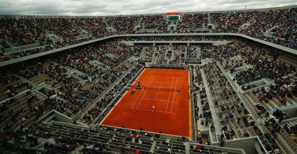 Roland Garros devolve ingressos e terá novas medidas