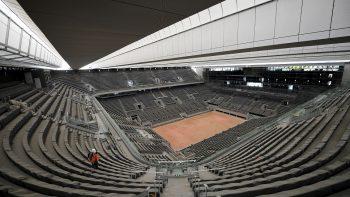 Com quadra nova, Roland Garros deve receber público