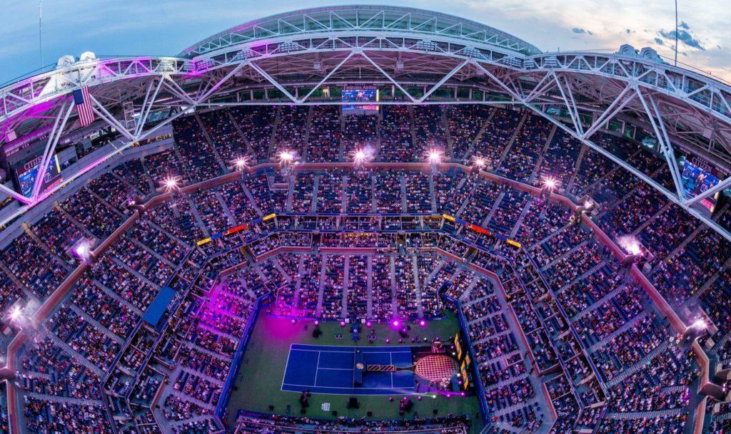 US Open terá um novo piso em 2020
